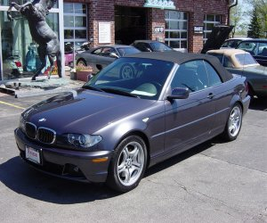 Image of a 2005 BMW 330CI