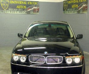 Image of a 2005 BMW 7 Series