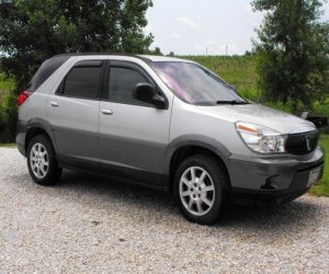 Image of a 2005 Buick Rendezvous