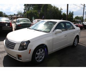 Image of a 2005 Cadillac CTS