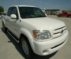 Image of a 2005 Toyota Tundra