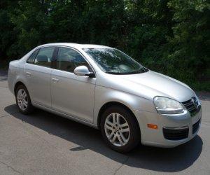 Image of a 2005 Volkswagen JETTA
