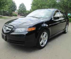 2006 Acura on Image Of A 2006 Acura Tl Sedan
