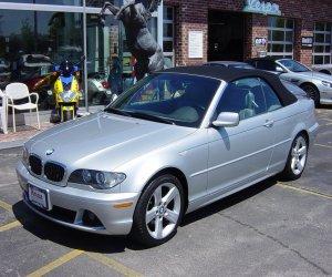 Image of a 2006 BMW 325CI