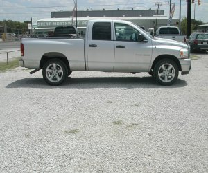 Image of a 2006 Dodge RAM 1500