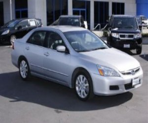 Image of a 2006 Honda accord
