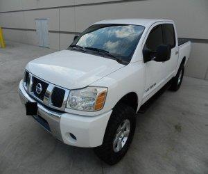 Image of a 2006 Nissan Titan