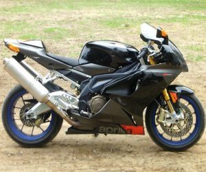 Image of a 2007 Aprila RSV100