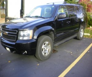 Image of a 2007 Chevrolet Suburban