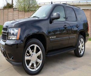 Image of a 2007 Chevrolet Tahoe LT 4WD