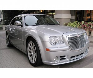 Image of a 2007 Chrysler 300C