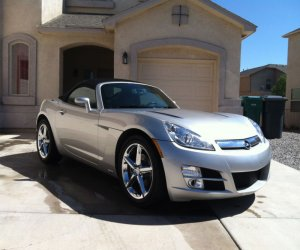 Image of a 2007 Saturn Sky