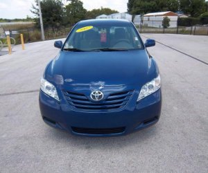 Image of a 2007 Toyota Camry