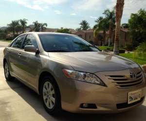 Image of a 2007 Toyota Camry XLE