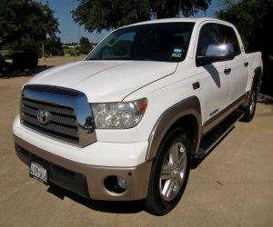 Image of a 2007 Toyota Tundra