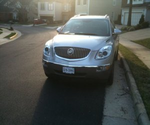 Image of a 2008 Buick Buick Enclave CXL