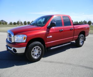 Image of a 2008 Dodge Ram