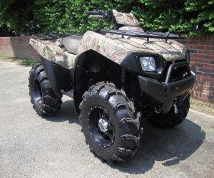Image of a 2008 Kawasaki Brute Force
