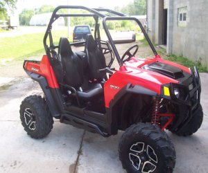 Image of a 2008 Polaris Ranger RZR  EFI