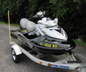 Image of a 2008 SeaDoo RXT