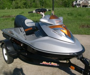 Image of a 2008 SeaDoo RXT X 255
