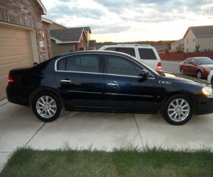 Image of a 2009 Buick Lucerne