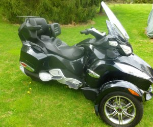 Image of a 2010 Can Am Spyder RT