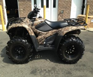 Image of a 2010 Honda RANCHER