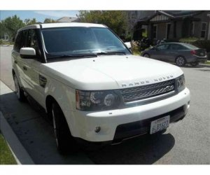 Image of a 2010 Land Rover Range Rover Sport