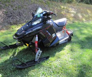 Image of a 2010 Polaris Rush