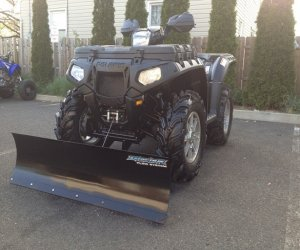 Image of a 2010 Polaris SPORTSMAN