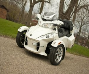 Image of a 2011 Can Am Spyder RT Limited SE5