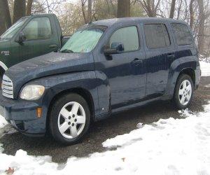 Image of a 2011 Chevrolet hhr lt
