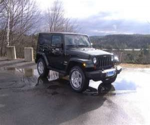 Image of a 2011 Jeep Wrangler