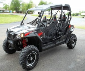 Image of a 2011 Polaris RZR