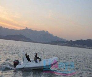 Image of a 2011 lianya boat 580