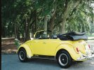 Image of a 1969 Volkswagen Beetle Karmann Convertible