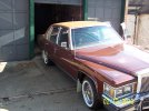 Image of a 1979 Cadillac Fleetwood Brougham