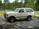 Image of a 1990 Ford Bronco XLT 4X4