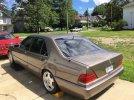 Image of a 1992 Mercedes Benz C300