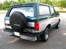 Image of a 1996 Ford Bronco
