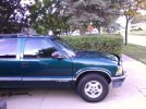 Image of a 1997 Chevrolet Blazer