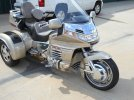 Image of a 1998 Honda Gold Wing
