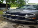 Image of a 2000 Chevrolet 1500 SIVERADO EXT CAB