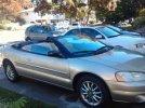 Image of a 2002 Chrysler sebring