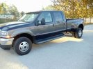 Image of a 2002 Ford F350