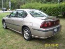 Image of a 2003 Chevrolet Impala LS