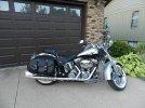 Image of a 2003 Harley Davidson FLSTS Heritage Springer