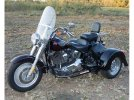 Image of a 2003 Harley Davidson Fat Boy Cruiser