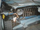 Image of a 2005 Jeep Wrangler